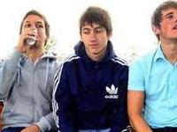 Arctic Monkeys prétendent sur Woodies Awards